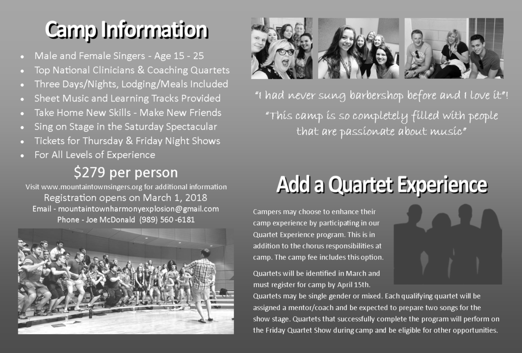 Harmony Explosion Info